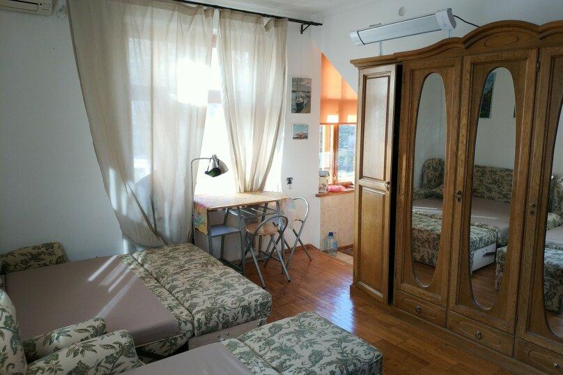 1-комн. квартира, 30 кв.м. на 3 человека, Среднеслободская улица, 15, Ялта - Фотография 9