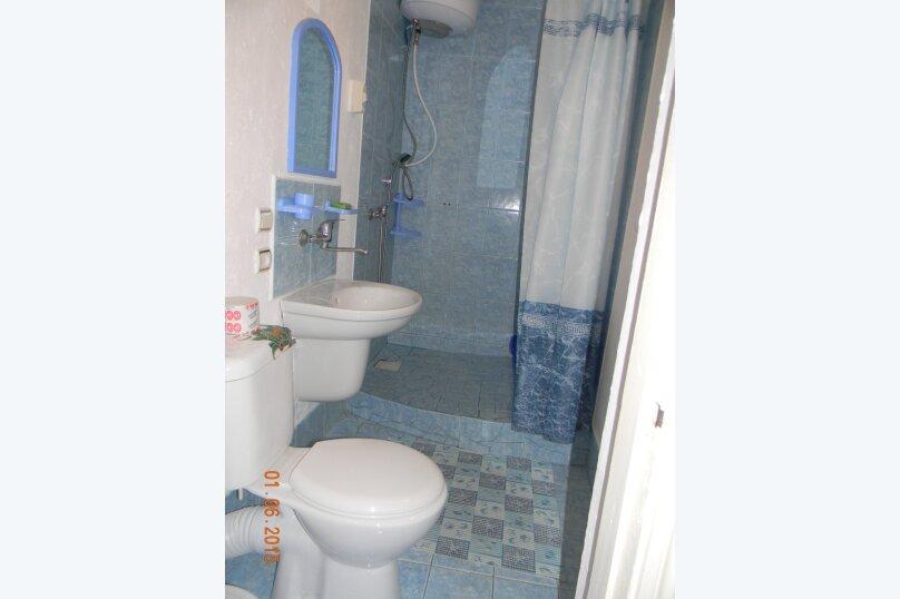 Коттедж для отдыха (без хозяев), 100 кв.м. на 8 человек, 4 спальни, пер Школьный, 5г, Коктебель - Фотография 2
