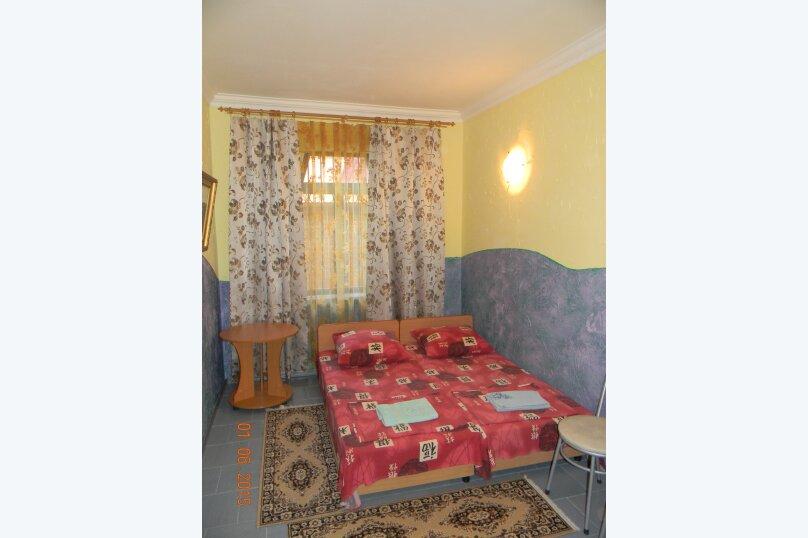 Коттедж для отдыха (без хозяев), 100 кв.м. на 8 человек, 4 спальни, пер Школьный, 5г, Коктебель - Фотография 7