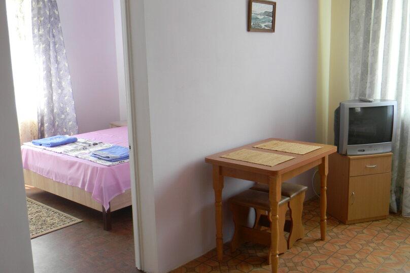 Коттедж для отдыха (без хозяев), 100 кв.м. на 8 человек, 4 спальни, пер Школьный, 5г, Коктебель - Фотография 11