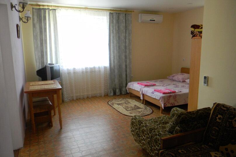 Коттедж для отдыха (без хозяев), 100 кв.м. на 8 человек, 4 спальни, пер Школьный, 5г, Коктебель - Фотография 12