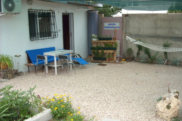 Дом-студия, 37 кв.м. на 7 человек, 1 спальня