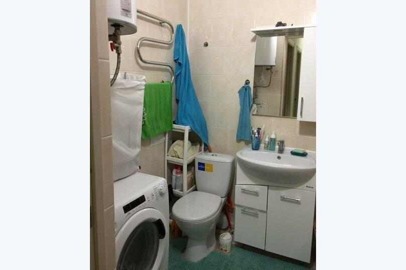 1-комн. квартира, 36 кв.м. на 4 человека, Азовская улица, 1, село Сукко - Фотография 6