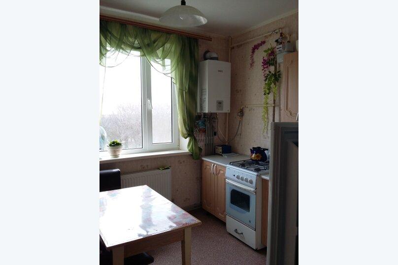 1-комн. квартира, 38 кв.м. на 3 человека, Севастопольская улица, 19, Новофёдоровка, Саки - Фотография 1