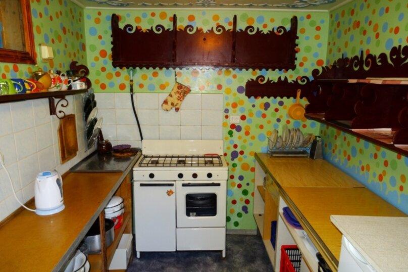 """Гостевой дом """"Царство зеленой прохлады"""", Лучистая, 1 на 4 комнаты - Фотография 7"""