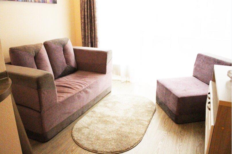 Отдельная комната, Крымская улица, 89, микрорайон Мамайка, Сочи - Фотография 5