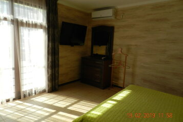 2-х местный с панорамным остеклением:  Номер, 2-местный, 1-комнатный, Мини-гостиница , улица Гагариной на 5 номеров - Фотография 3