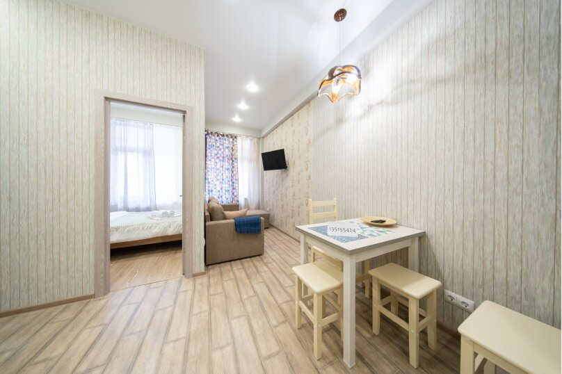2-комн. квартира, 40 кв.м. на 4 человека, Плотинная улица, 2, Красная Поляна - Фотография 2