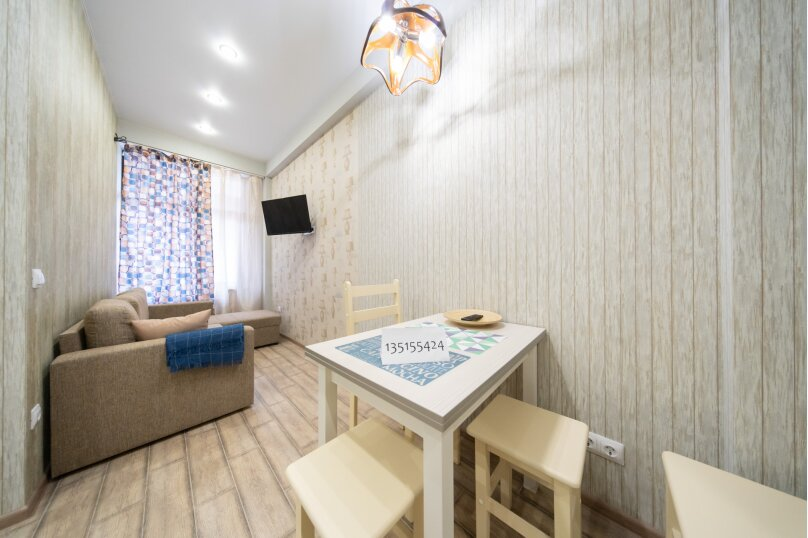 2-комн. квартира, 40 кв.м. на 4 человека, Плотинная улица, 2, Красная Поляна - Фотография 3