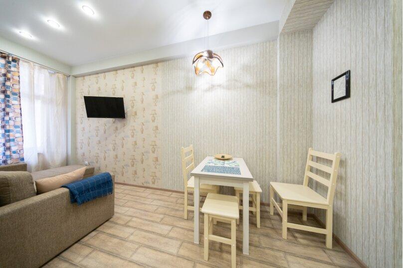 2-комн. квартира, 40 кв.м. на 4 человека, Плотинная улица, 2, Красная Поляна - Фотография 7