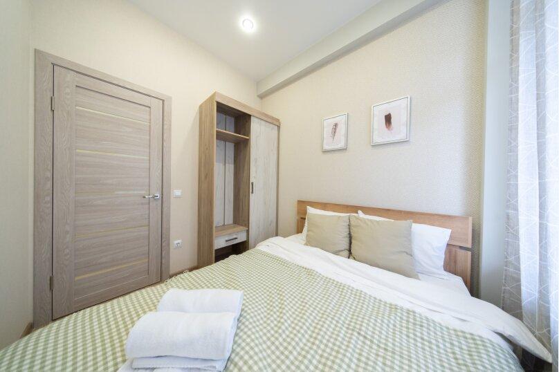 2-комн. квартира, 40 кв.м. на 4 человека, Плотинная улица, 2, Красная Поляна - Фотография 12