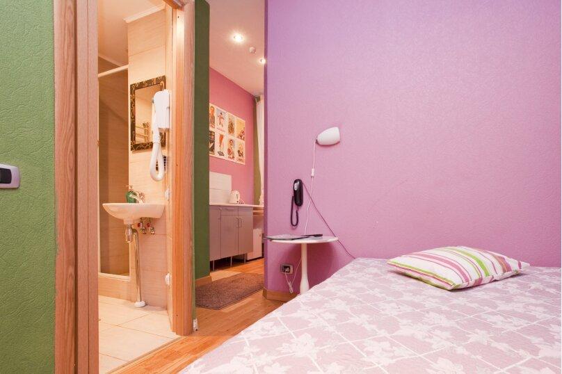 Итальянские комнаты и апартаменты Пио на Моховой, улица Моховая, 39 на 14 номеров - Фотография 39
