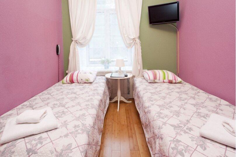 Итальянские комнаты и апартаменты Пио на Моховой, улица Моховая, 39 на 14 номеров - Фотография 31