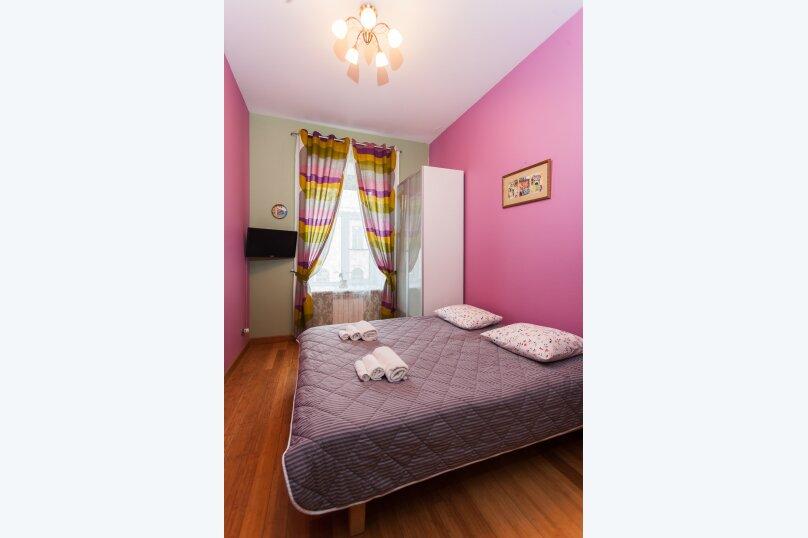 Двухместная комната, улица Моховая, 39, метро Гостиный Двор, Санкт-Петербург - Фотография 1