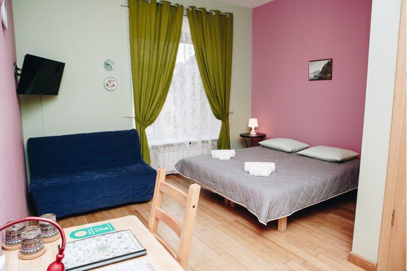 Итальянские комнаты и апартаменты Пио на Моховой, улица Моховая, 39 на 14 номеров - Фотография 21