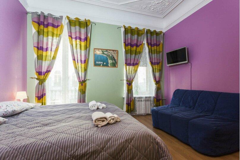 Итальянские комнаты и апартаменты Пио на Моховой, улица Моховая, 39 на 14 номеров - Фотография 24