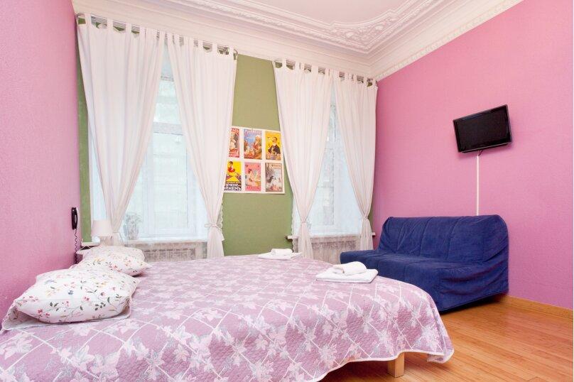 Итальянские комнаты и апартаменты Пио на Моховой, улица Моховая, 39 на 14 номеров - Фотография 18