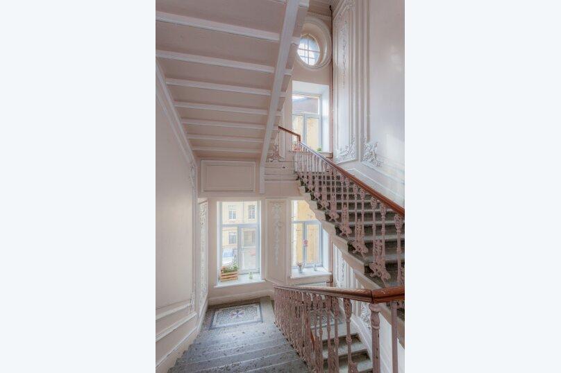 Итальянские комнаты и апартаменты Пио на Моховой, улица Моховая, 39 на 14 номеров - Фотография 8