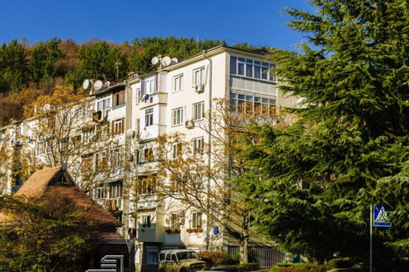 1-комн. квартира, 30 кв.м. на 3 человека, Партизанская улица, 40, Лазаревское - Фотография 1