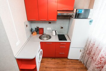 1-комн. квартира, 35 кв.м. на 3 человека, проспект Строителей, 23А, Барнаул - Фотография 4