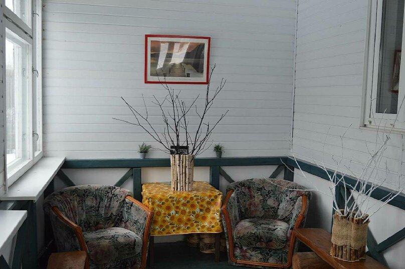 """Отель """"Территория мира"""", Скриплево, 88 на 7 комнат - Фотография 21"""