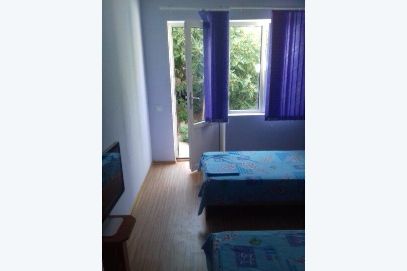 Дом, 60 кв.м. на 6 человек, 3 спальни, Заречная улица, 13, Алушта - Фотография 14