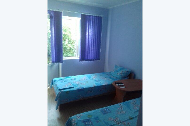 Дом, 60 кв.м. на 6 человек, 3 спальни, Заречная улица, 13, Алушта - Фотография 15
