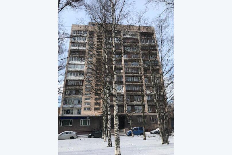 1-комн. квартира, 35 кв.м. на 3 человека, Новоизмайловский проспект, 33, Санкт-Петербург - Фотография 1