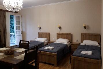 2-комн. квартира, 64 кв.м. на 6 человек, Винный подъём, Тбилиси - Фотография 1