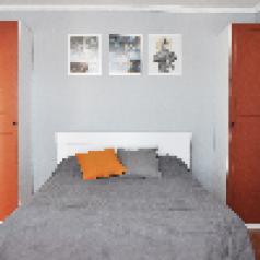 1-комн. квартира, 38 кв.м. на 3 человека, Грибоедова, 60А, Геленджик - Фотография 1