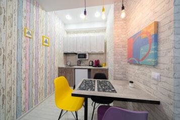 3-комн. квартира, 50 кв.м. на 6 человек, Плотинная улица, 2, Красная Поляна - Фотография 2