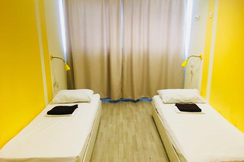 Спальное место в двухместном номере с общей ванной комнатой, улица Ленина, 113, Адлер - Фотография 1