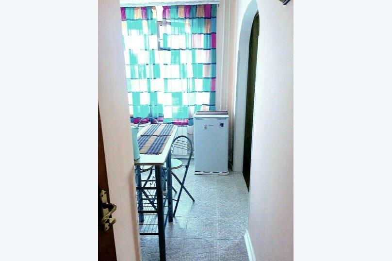 1-комн. квартира, 28 кв.м. на 3 человека, Ореанда, 6, Ореанда, Ялта - Фотография 4