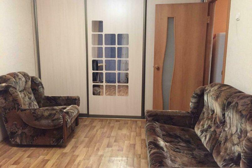 1-комн. квартира, 35 кв.м. на 4 человека, Анапское шоссе, 16, Новороссийск - Фотография 1