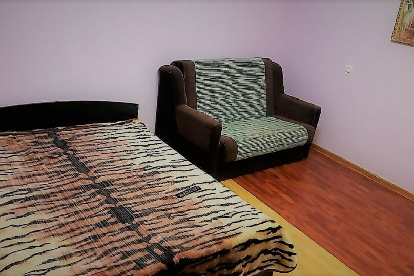 1-комн. квартира, 47 кв.м. на 4 человека, улица Дегтярева, 60, Пятигорск - Фотография 25