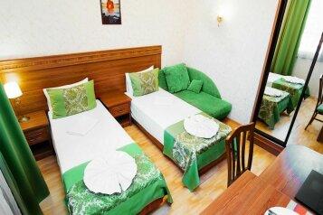 Двухместный комфорт с раздельными кроватями:  Номер, 2-местный, 1-комнатный, Отель, Черноморская набережная на 43 номера - Фотография 2