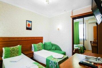 Двухместный комфорт с раздельными кроватями:  Номер, 2-местный, 1-комнатный, Отель, Черноморская набережная на 43 номера - Фотография 4
