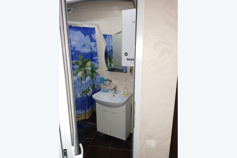 1-комн. квартира, 27 кв.м. на 3 человека, Саперный переулок, 2, Кисловодск - Фотография 6