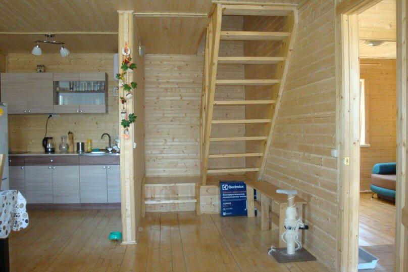 Дом у Оки, 120 кв.м. на 10 человек, 4 спальни, Николаевская, 110, Велегож - Фотография 3