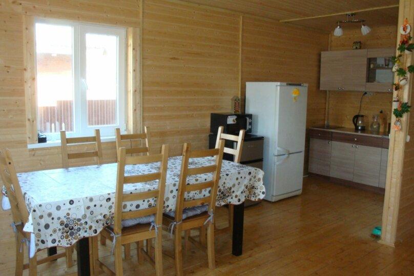 Дом у Оки, 120 кв.м. на 10 человек, 4 спальни, Николаевская, 110, Велегож - Фотография 4