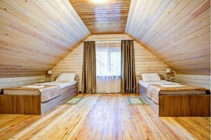 Двухместный номер с 1 двуспальной или 2-мя раздельными кроватями, Морская улица, 5, Бжид - Фотография 1
