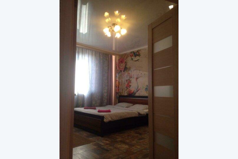 2-комн. квартира, 56 кв.м. на 5 человек, улица Филатова, 19, Краснодар - Фотография 4