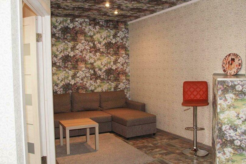2-комн. квартира, 56 кв.м. на 5 человек, улица Филатова, 19, Краснодар - Фотография 1
