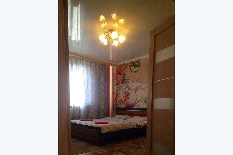 2-комн. квартира, 56 кв.м. на 5 человек, улица Филатова, 19, Краснодар - Фотография 10