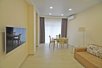 2-комн. квартира, 73 кв.м. на 4 человека, Прибрежная улица, 1А, Кореиз - Фотография 1