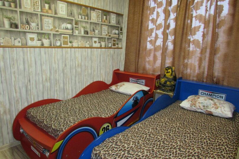 Дом, 40 кв.м. на 5 человек, 2 спальни, Малая улица, 2, Морской , Ейск - Фотография 10