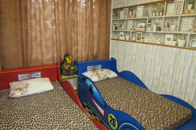 Дом, 40 кв.м. на 5 человек, 2 спальни, Малая улица, 2, Морской , Ейск - Фотография 11