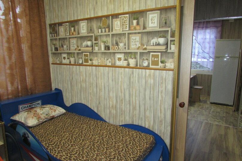 Дом, 40 кв.м. на 5 человек, 2 спальни, Малая улица, 2, Морской , Ейск - Фотография 12