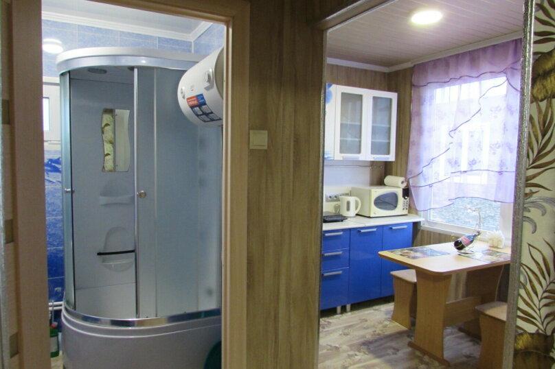 Дом, 40 кв.м. на 5 человек, 2 спальни, Малая улица, 2, Морской , Ейск - Фотография 13