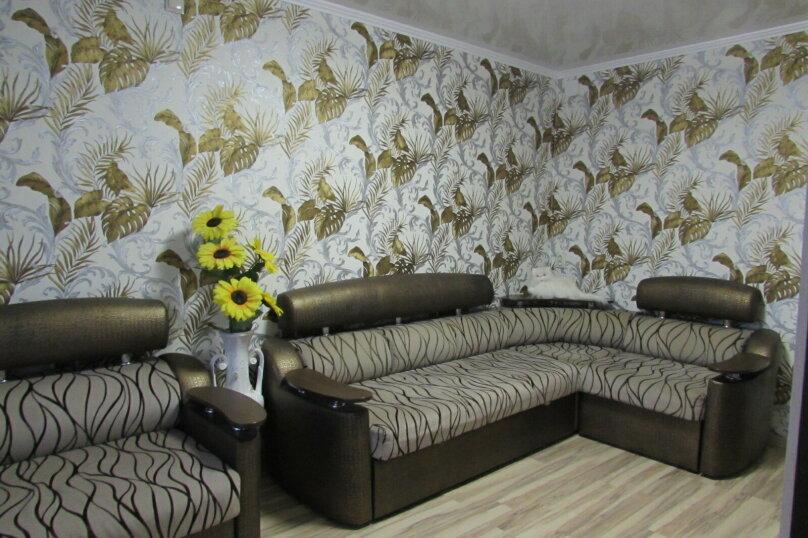 Дом, 40 кв.м. на 5 человек, 2 спальни, Малая улица, 2, Морской , Ейск - Фотография 14